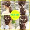 ★NEW★MADE IN KOREA!Hair Accessories lovely  unique Korea Fashion  hairpin Hair clip HairComb hairtie