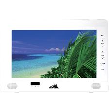 [セントレードM.E.]CHL10型地上デジタルポータブル液晶テレビ AVT-1000HW ホワイト AVT1000HW