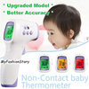 2016 Latest Digital Non-Contact Infrared IR Body Thermometer for Child Objects and Pet / Animal etc