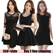 【LAZYWOMAN】[BUY 2 FREE SHIPPING] **S-3XL AVAILABLE Dress plus size/Bridesmaid dresses/Korean style/Professional Dress/All kinds of dress