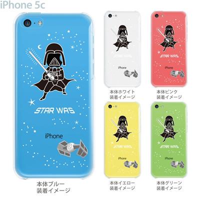【iPhone5c】【iPhone5c ケース】【iPhone5c カバー】【ケース】【カバー】【スマホケース】【クリアケース】【クリアーアーツ】【MOVIE PARODY】【STAR WAS】 10-ip5c-ca0056の画像