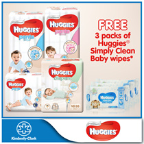 [Use Shop Coupon $20 OFF!] [HUGGIES] Platinum Diapers Tape and Pants - available in all sizes