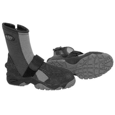 エヌアールエス(NRS) ATB Wet Shoe Gray/Black 8inch NR13A000000025 【カヌー カヤック パドリングシューズ】の画像