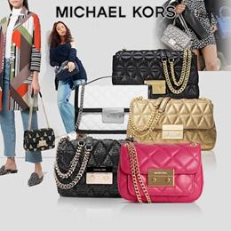 [Michael Kors] Soan Cross Shoulder Bag / Official Genuine Products