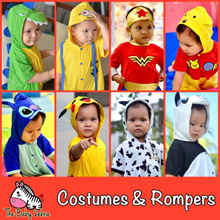 Children Theme Costume ♥︎ Baby Romper ♥︎ Children Dress ♥︎ Birthday ♥︎ Event