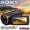 ★数量限定★SONY ソニー HDR-CX670 ハンディカムビデオカメラ 空間光学手ブレ補正を搭載したXAVC S対応ビデオカメラ