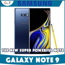SAMSUNG NOTE 9 with 1 YEAR LOCAL WARRANTY ***NEW***