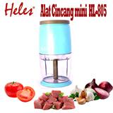 [BEST SELLER] Heles Alat Cincang mini a.k.a CHOPPER mini HL-805