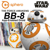 Sphero BB-8 App-Enabled Droid | STAR WARS:THE FORCE AWAKENS