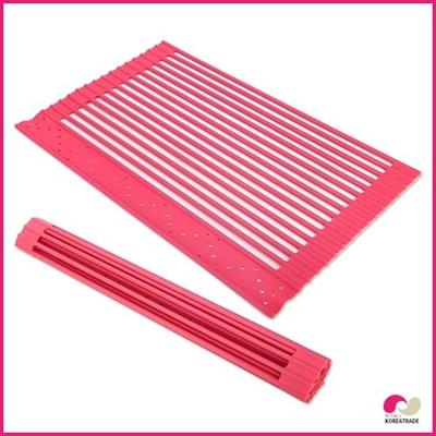 【日用品】 chaeum silicone シリコンシンクマット(M)HKS-306(P)の画像