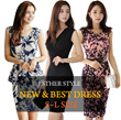 GSS Sale! 26th May! One Day Sale! [Esther Style Made in Korea] Gorgeous NEW N BEST Dresses /S~L / Made By Esther Style / Perfect Workmanship / Premium dress / OL Dress/ Party Dress
