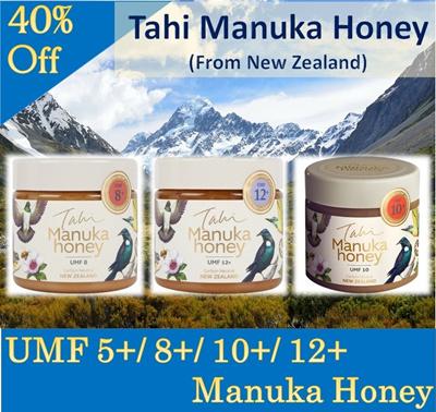 Manuka Honey Singapore From New Zealand