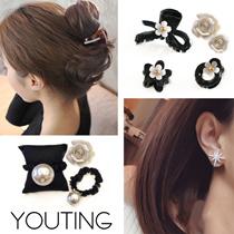【YOUTING】premium S$0.5 accessories earrings hair ties claws clip