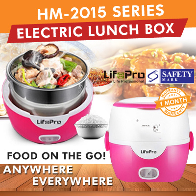 ?Safety Mark?/Mini Rice Cooker/Lunch Bag/Electric Lunch Box/Lunchbox/SG Plug/SG Local Warranty Deals for only S$59 instead of S$0