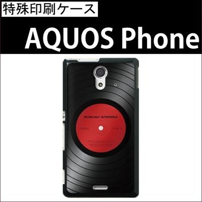 特殊印刷/AQUOS PHONE(SHV31)(SHV32)(302SH)(303SH)(304SH)(SHL22)(SHL24)(SHL25)(SHL23)(SHL21) (レコード)CCC-067【スマホケース/ハードケース/カバの画像