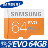 ★100%Original/LowestPrice/KoreanSeller★ SAMSUNG Micro SD card 64G EVO class10 SDHC SDXC T-Flash Memory