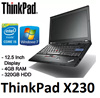 (Refurbished) Lenovo Thinkpad X230/12.5 inch Screen/ 1366x768/ Intel Core i5 /320GB HDD 4GB RAM