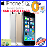 iPhone 5S 16GB|32GB|64GB Grey|Gold Garansi B-CELL Plus 1 Tahun
