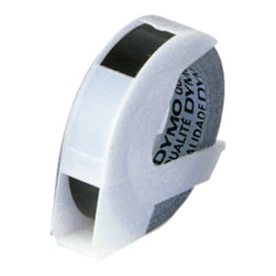 ダイモダイモグロッシーテープ9ミリ艶有黒DM0903B00000983