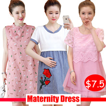 【5/22 update】 Long / short sleeved dress pregnant women/  Maternity jacket / Maternity Pants / Mater