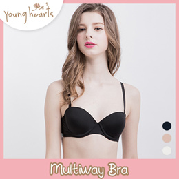 Young Hearts Multiway Bra