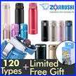 ★☆★Genuine  ZOJIRUSHI THERMOS FLASK/ Genuine Vacuum stainless steel/ thermal flask