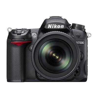 【クリックで詳細表示】ニコン【Nikon】 D7000 18-105 VR レンズキット