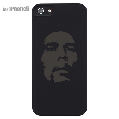 【iPhone5S】【iPhone5】【レゲエ】【iPhone5ケース】【カバー】【スマホケース】【BOB MARLEY】 ip5-08-j0009の画像