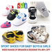 [ORTE] New Arrls ★Baby Sports Prewalkers Shoes and Socks for Boy Girl Toddler★ Many Brands and Trending Designs ★ Super Fast Delivery ★ Babies / Kids love it ★ Grab it now ★
