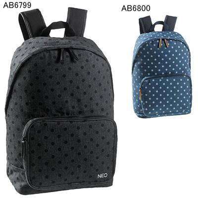 アディダス (adidas) レディース SC カジュアルドットバックパック W APE81 [分類:レディースファッション リュック・ナップザック] 送料無料の画像