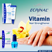 Ecrinal ★ Vitamin Nail Strengthener | Fortifying Cream | Flexible Base Coat | OPI Nail Envy.
