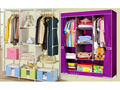 Fast Delivery!!! King Sized Waterproof Dust Cover Wardrobe