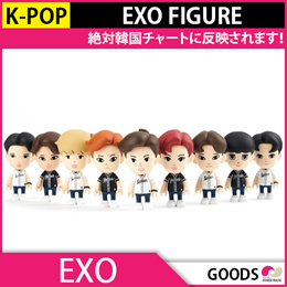 【1次予約限定価格】EXO FIGURE メンバー選択可能【GOODS】【発売11月21日】【11月末発送予定】