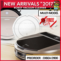 【⏰⚡ SALE 】 Dibea®  D900 Rover Robot Cleaner 🌟 Japan Motor 🌟More choices inside..