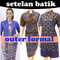 kebaya batik - outer batik formal - Blouse batik -Dress batik modern formal  casual good quality - limited stock