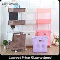 Laundry Basket 2 3 tier/ Slim Rack 3 4 Tier/ Bathroom Kitchen Service Yard Shelf Shelving Storage