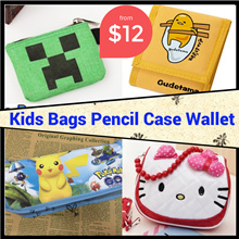 CHILDREN SWIM BAG★Sports★Pokemon★School★Frozen★Minecraft★Gift/Ring/Pencil Case/Goggles/Kids/Wallet