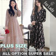 15th Dec Update ♥Korean Style♥ Linen / Casual / LOOSE Fit / Dress / Plus Sizes / Encounter Dress