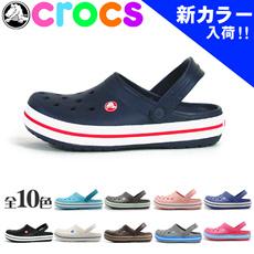 送料無料 クロックス クロックバンド 全10色 【セール】【海外正規品】crocs crocband メンズ レディース サンダル くろっくす ケイマン・マンモス 好きにも