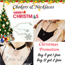 Lovelist/ Chokers / Necklaces / Fashion / Neck Accessories/Christmas Gift