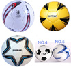 [Sindeal] No. 4 and No.5 Soccer Ball multiple colors / Color will be sent out randomly