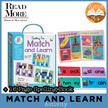 [Read More] Match and Learn / Spelling / Age 3+ / Learning / Educational / Vocabulary