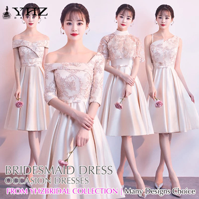 Wedding And Formal Dresses Tailor Made With All Color Sizes