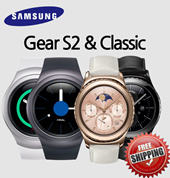 Samsung Galaxy Gear S2 classic  Rose gold / platinum Smart Watch with full circle stainless steel body slim sleek design GEARS/GEAR S GEARS2/GEAR S2 /gears/gears2[Free Shipping]