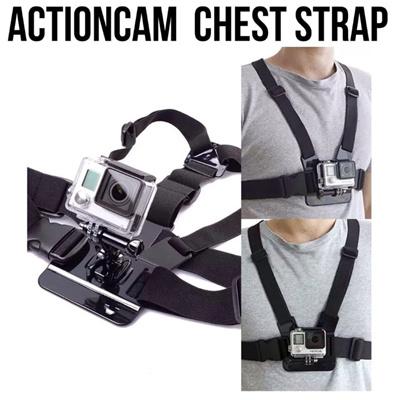 Action Cam Chest Strap Belt Mount Xiaomi yi / GoPro / Brica / SJcam: Rating: 0: 11.500~: 69.600