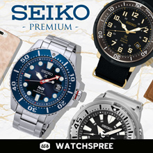*APPLY 25% OFF COUPON* Seiko Premium Watches. Prospex Automatic Diver Watches. Free Shipping!