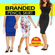 **BRANDED Pencil skirt/formal/casual women skirt**premium brand