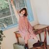 [花開く候]韓国ファッション★ コーデュロイ・ワンピース