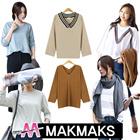 ※T-shirt new arrival※ Printing / Lace / Denim / basic / Flower / Women fashion / wineter / Fall / Spring / Summer