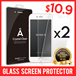 [icrooA] ★1+1★ Anti-bacterial Tempered Glass Screen Protector for iPhone6(s)/iPhone6(s) Plus/HD Ultra Clear Rounded Glass Film Shatter-proof/Scratch-free Super Thin Screen Protector(0.33mm)